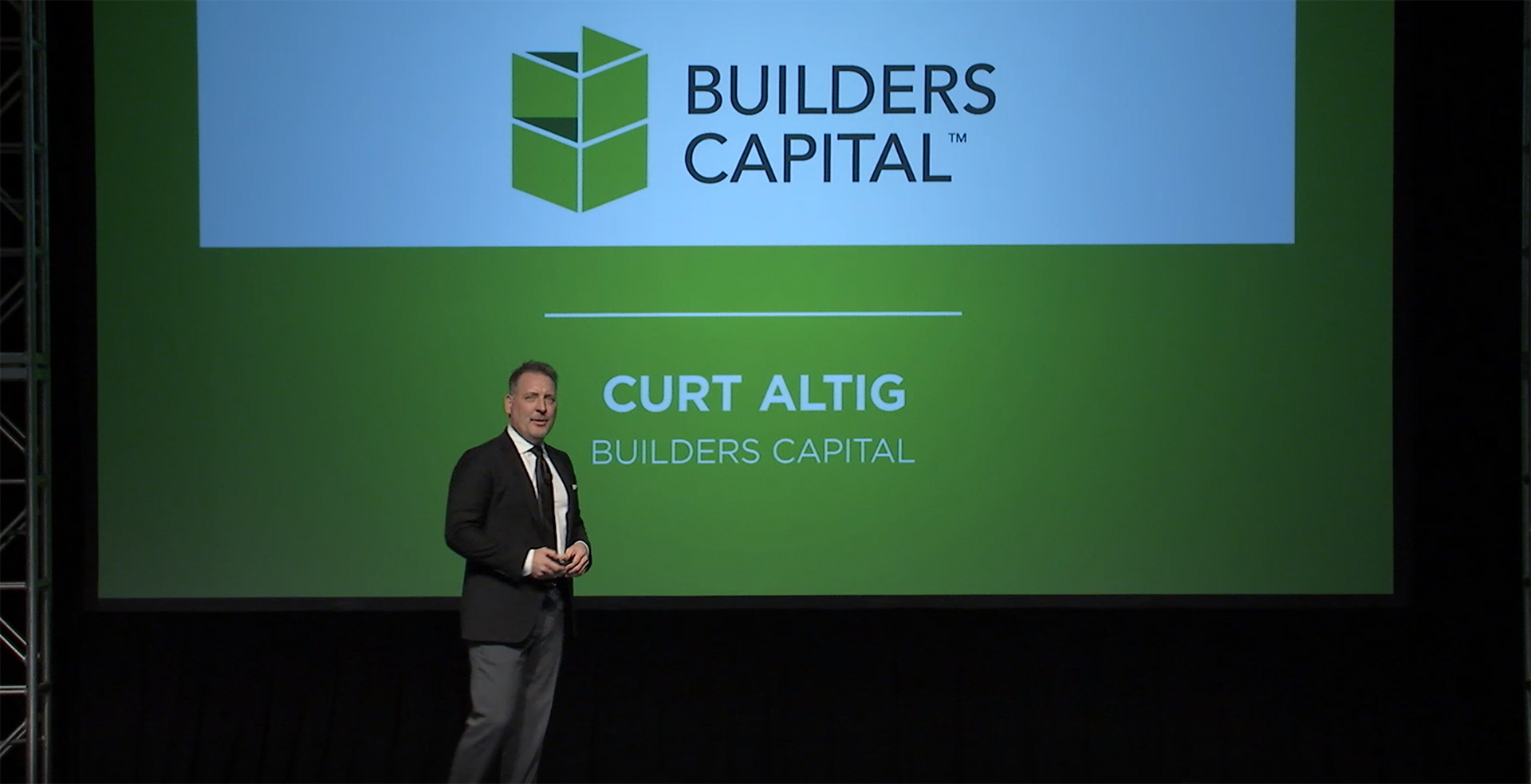 CEO Curt Altig Presents at the SBRE Investment Summit 2018